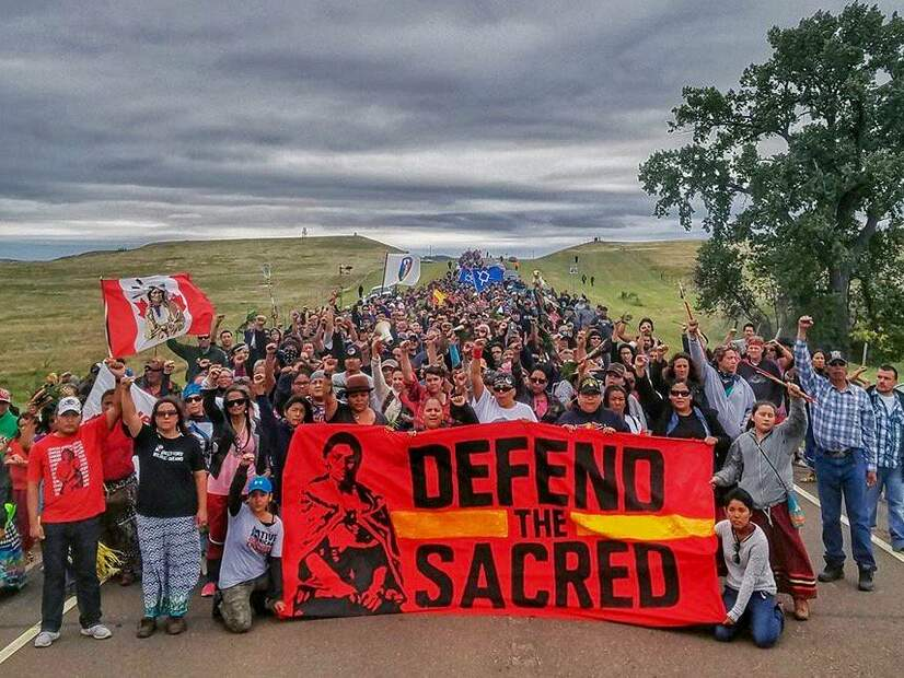 Defend the land, journal of wild culture, ©2020