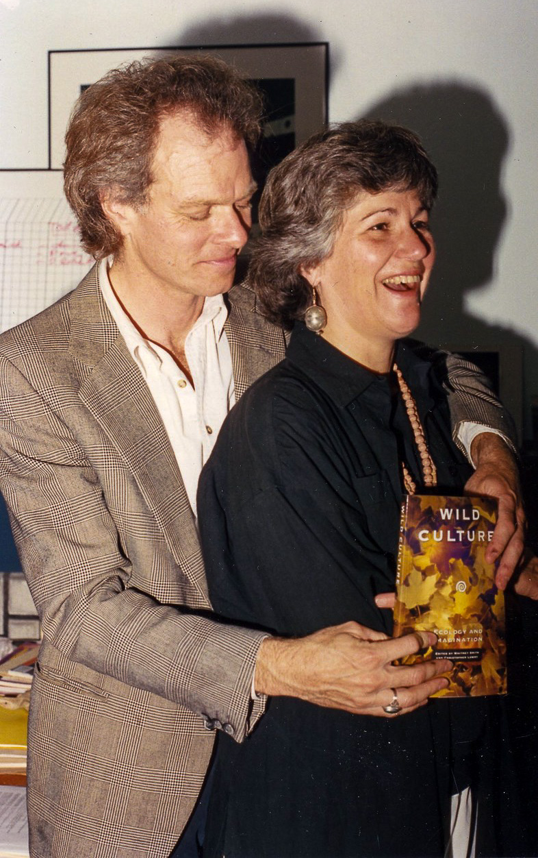 Whitney Smith and Patricia Beatty,1991 'Wild Culture: Ecology & Imagination' booklaunch