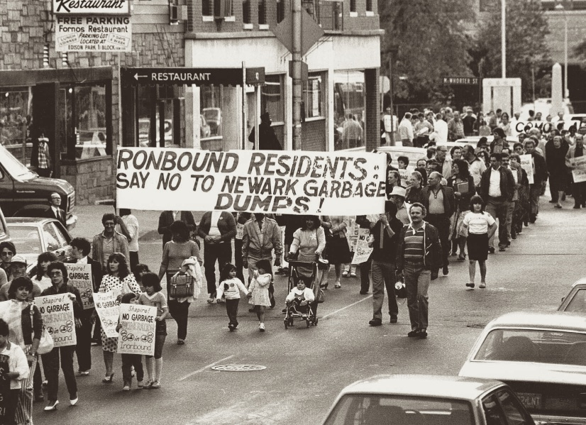 Ironbound protest, journal of wild culture