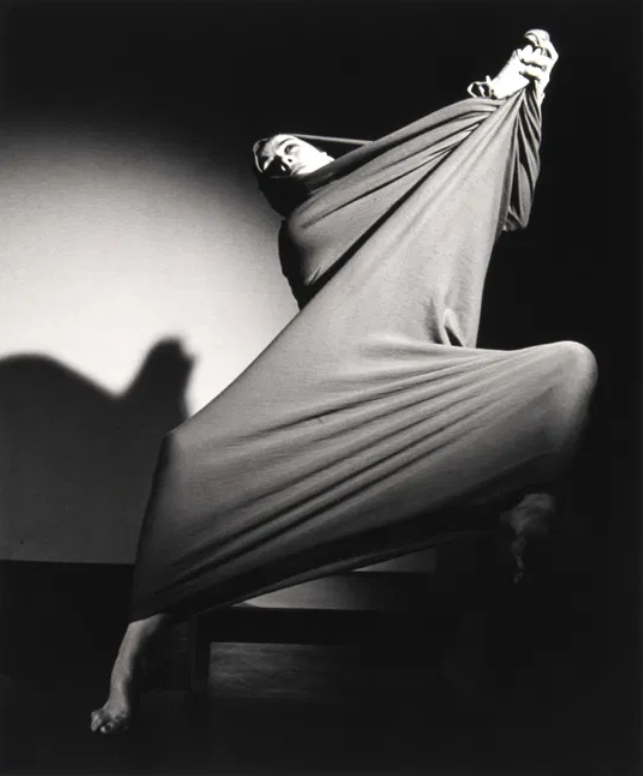 "Martha Graham by Barbara Morgan, 'Lamentation"" journal of wild culture ©2020"