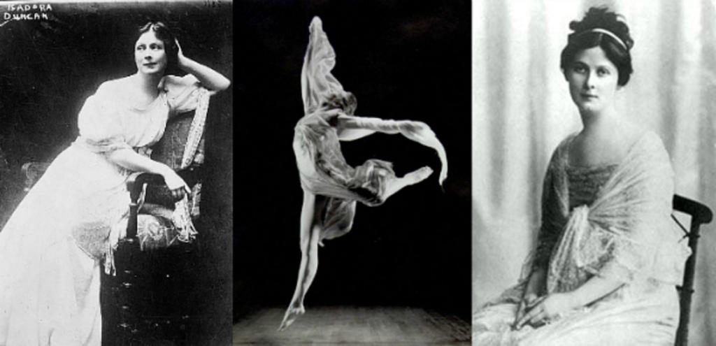 isadora duncan, journal of wild culture ©2020