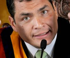 Rafael Correa, Journal of Wild Culture, ©2017 1256