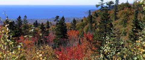 Agawa Bay, Lake Superior, northern Ontario