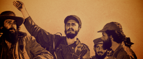 Fidel Castro revolutionary, Journal of the Wild Culture, ©2016