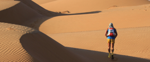 Oman Desert Marathon, Journal of Wild Culture