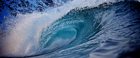 Surf wave, Wild Culture, In the Maelstrom