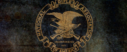 NRA badge, Journal of Wild Culture, ©2015