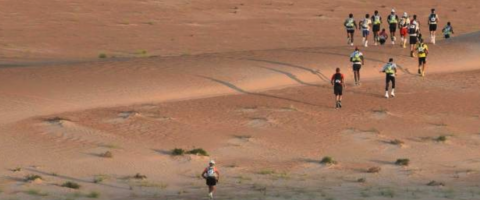 Oman Desert Marathon, Journal of Wild Culture, ©2017
